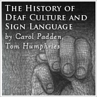 deaf culture essay topics The lifeprint library at american sign language university (aslu) provides links to asl and deaf culture related information and resources.